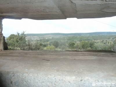 Frente Agua-Yacimiento Arqueológico Guerra Civil Española; asociacion de montañismo primeros auxilio